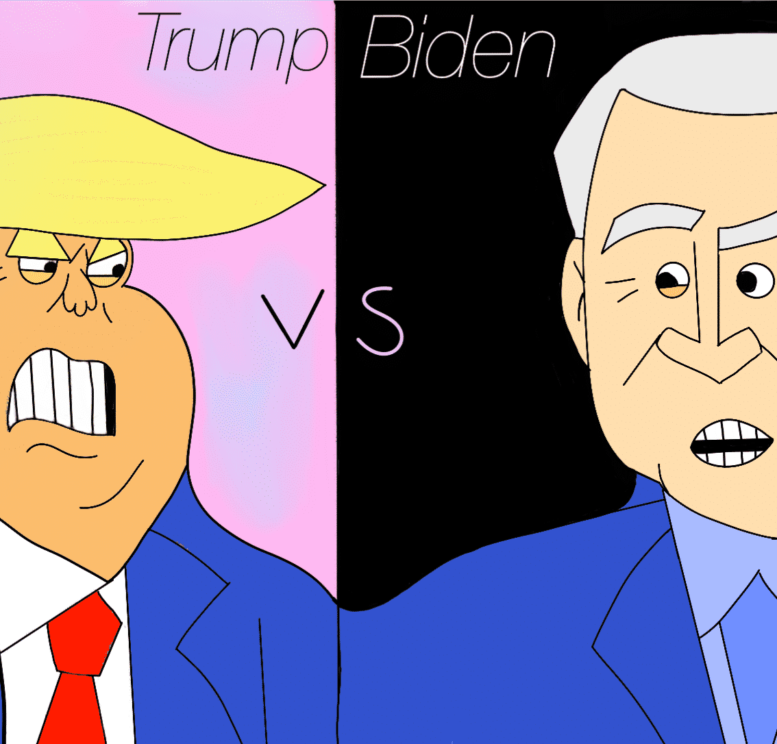 Joe vs. Donald – Donald vs. Joe